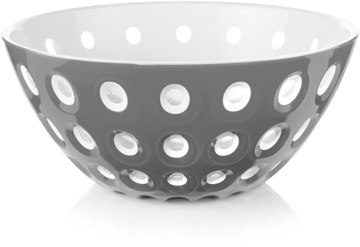 Салатник Guzzini Le Murrine, цвет: серый, белый, диаметр 25 см, 2,7 л279425148Оригинальный салатник Guzzini Le Murrine является результатоминновационного исследования Guzzini в области форм и материалов. Технологияинжекторной трехцветной штамповки 3 Color Tech образует уникальный эффект,который делает салатник изысканным и неповторимым предметом длясервировки. Наложенные друг на друга три слоя пластика позволяют создаватьигру цвета, чередовать плотные и прозрачные, полированные и матовыеповерхности. Салатник подойдет для подачи десертов, выпечки, мороженого и других блюд, атакже может служить изящным декоративным элементом вашего дома.Салатник изготовлен из безопасного высококачественного пластика, устойчивогок износу и повреждениям.