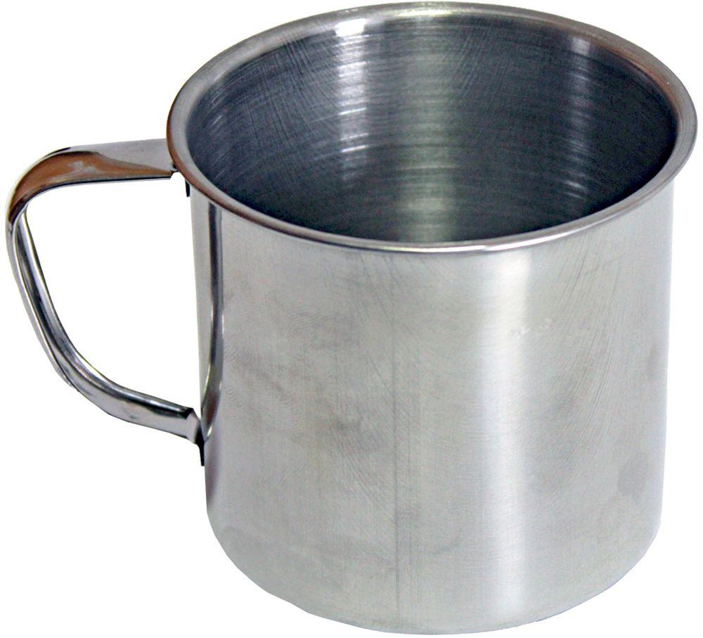 Кружка походная Следопыт, 350 мл56385Походная кружка Следопыт изготовлена из нержавеющей стали. Вес: 56,2 гОбъем резервуара: 350 мл