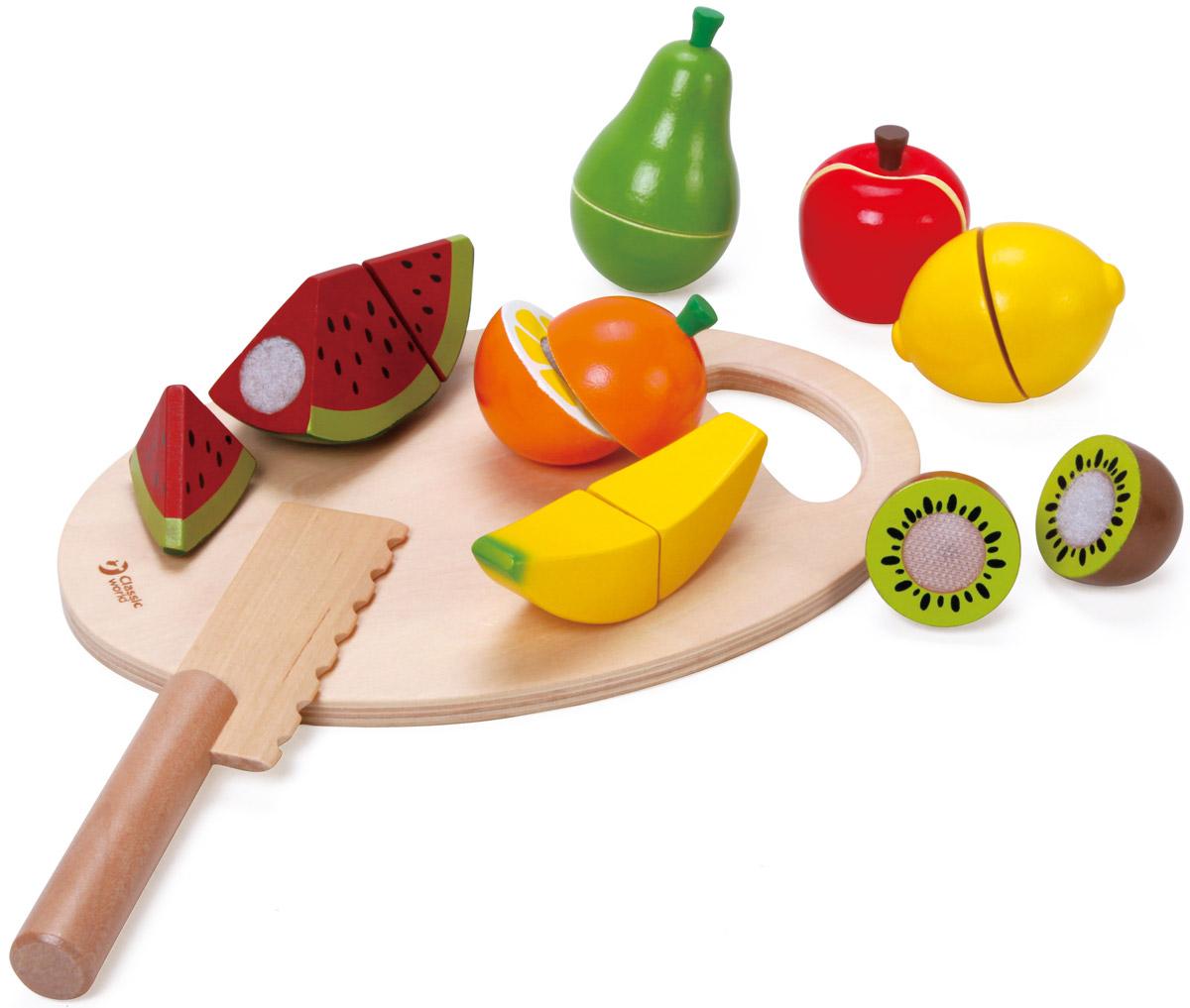 Classic World Игровой набор Нарезаем фрукты