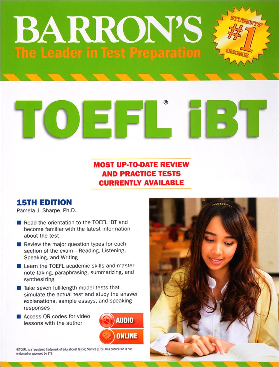 Barron's TOEFL iBT (+ 2 CD-ROM) toefl ibt120分词汇(附光盘)