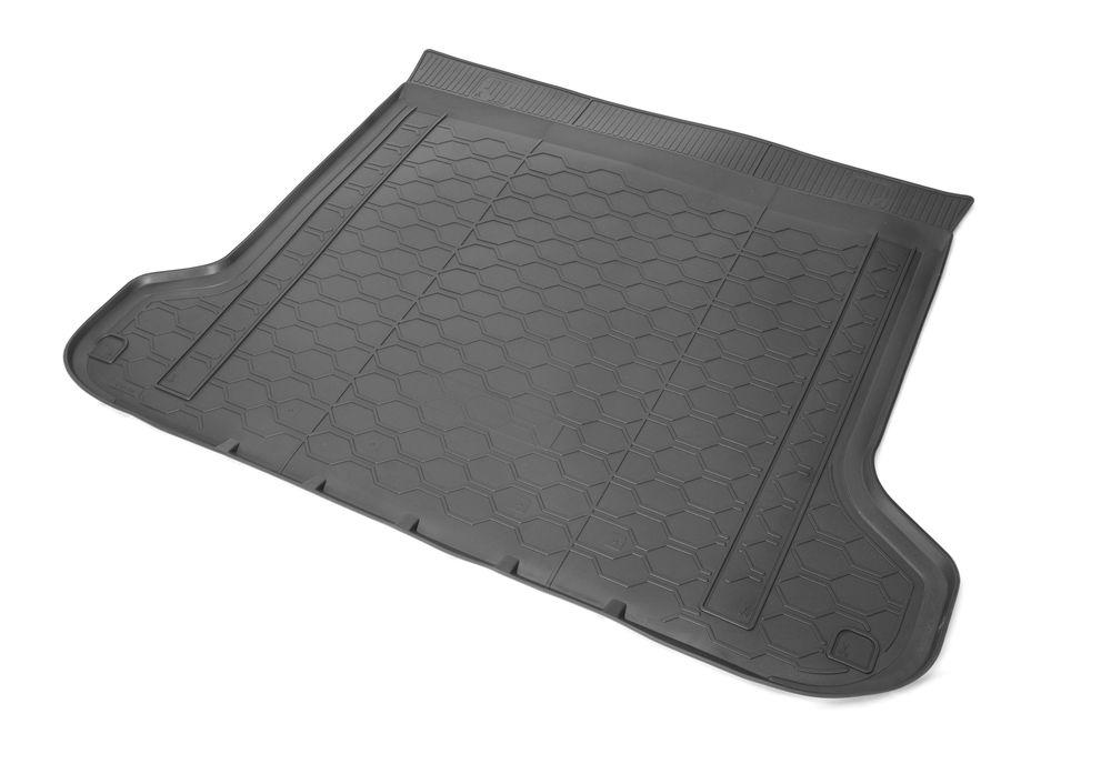 Коврик багажника Rival Lexus GX460 2010-/Toyota LC150 2010-, полиуретан15704002Коврик багажника Rival позволяет надежно защитить и сохранить от грязи багажный отсек вашего автомобиля на протяжении всего срока эксплуатации, полностью повторяют геометрию багажника.- Высокий борт специальной конструкции препятствует попаданию разлитой жидкости и грязи на внутреннюю отделку.- Произведен из первичных материалов, в результате чего отсутствует неприятный запах в салоне автомобиля.- Рисунок обеспечивает противоскользящую поверхность, благодаря которой перевозимые предметы не перекатываются в багажном отделении, а остаются на своих местах.- Высокая эластичность, можно беспрепятственно эксплуатировать при температуре от -45°C до +45°C.- Коврик изготовлен из высококачественного и экологичного материала, не подверженного воздействию кислот, щелочей и нефтепродуктов. Уважаемые клиенты! Обращаем ваше внимание, что коврик имеет форму, соответствующую модели данного автомобиля. Фото служит для визуального восприятия товара.