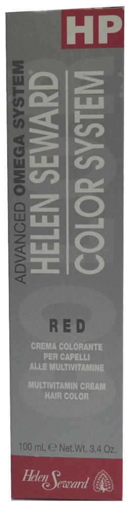 Helen Seward Booster HP Color Усилители цвета красный (усилитель красный), 100 млC0.55Перманентная крем-краска — инновационная трехвалентная формула с мультивитаминами В5 и С для стойкого окрашивания, обеспечивает покрытие седины, блеск и мягкость волос.