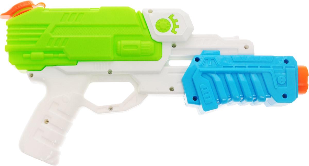 TopToys Водный бластер цвет светло-зеленый голубой
