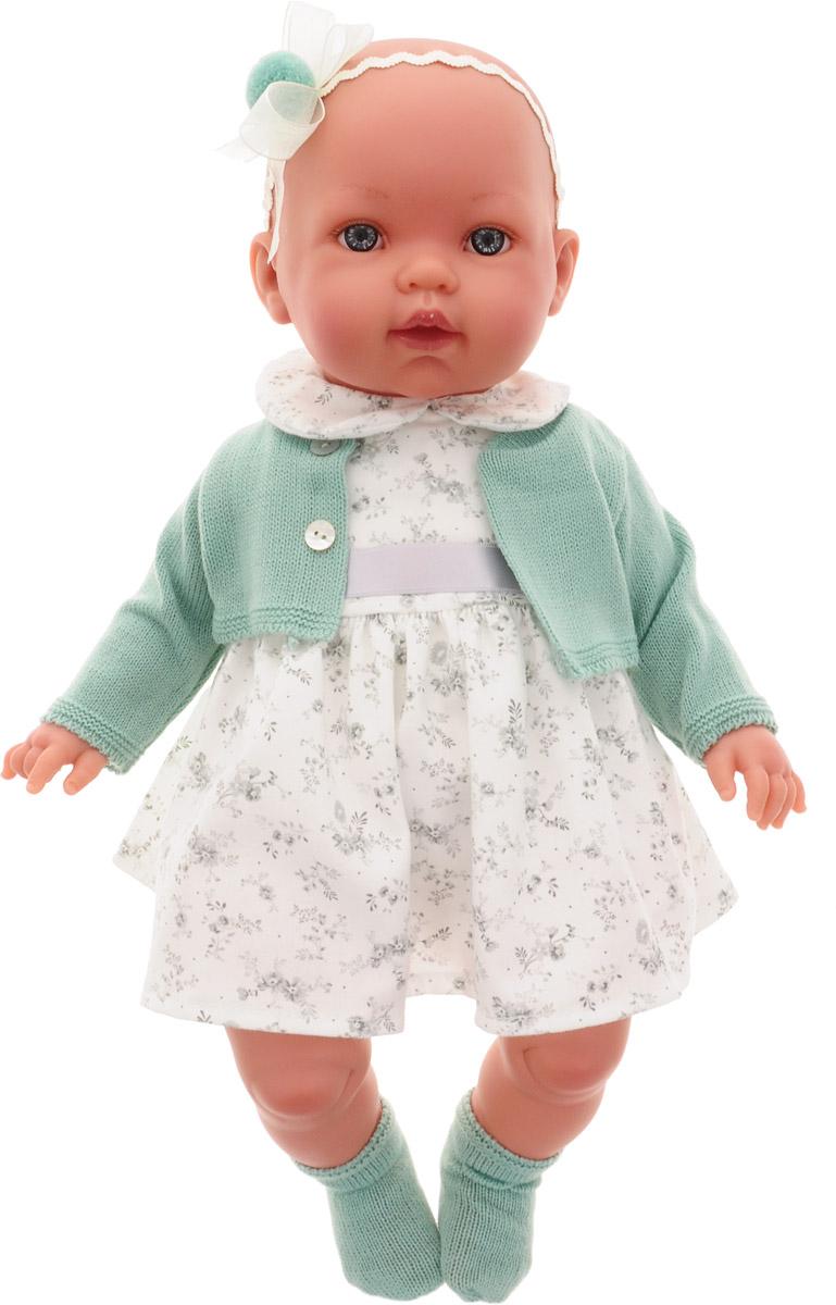 Vestida de Azul Пупс Марина Инфанта цвет наряда белый серо-зеленый куклы и одежда для кукол vestida de azul оливия в розовом костюме 30 см