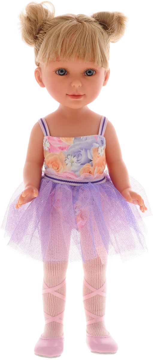 Vestida de Azul Кукла Паулина балерина