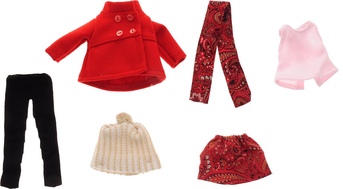 Vestida de Azul Комплект одежды для куклы Карлотты Зима Pret-a-porte vestida de azul кукла карлотта лето морской стиль