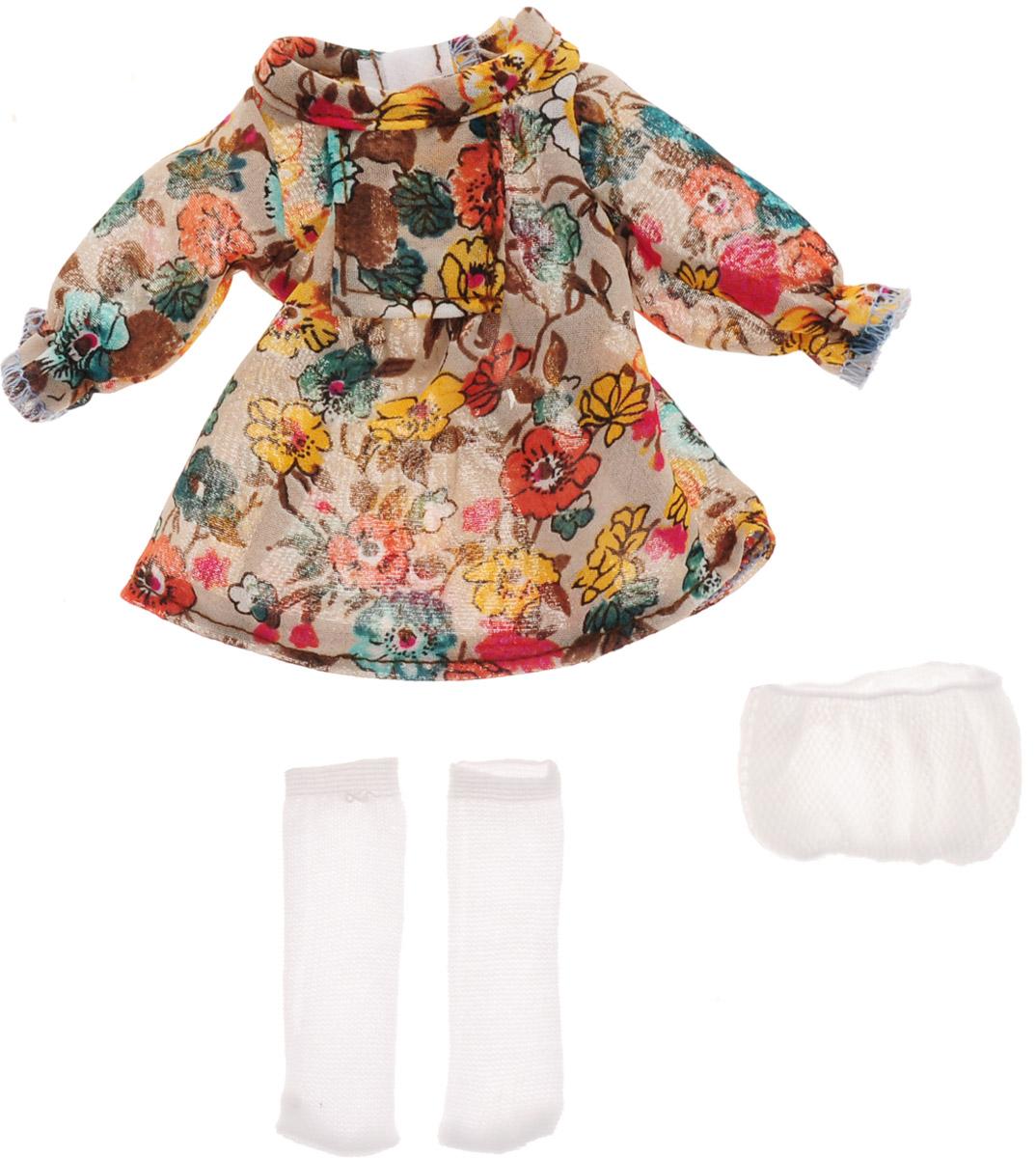 Vestida de Azul Комплект одежды для куклы Карлотты Весна Гламур куклы и одежда для кукол vestida de azul оливия в розовом костюме 30 см