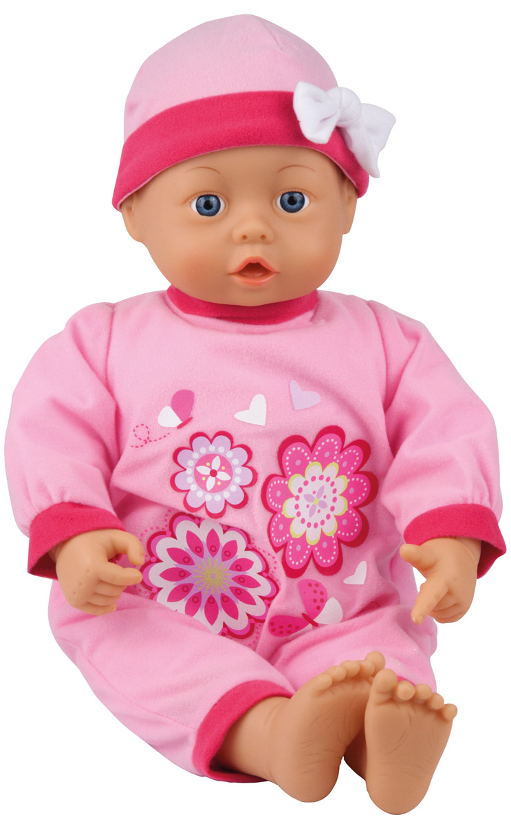 Bayer Моя первая кукла Пупс озвученный 46 см хочу мечь джедая как фильме в точь в точь