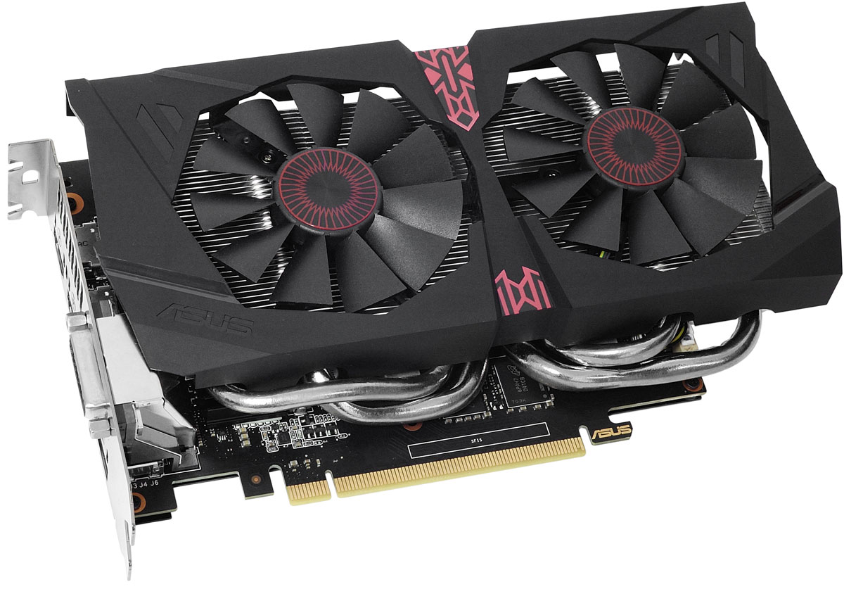 ASUS GeForce GTX 1060 Advanced Edition 6GB видеокарта (9Gbps)