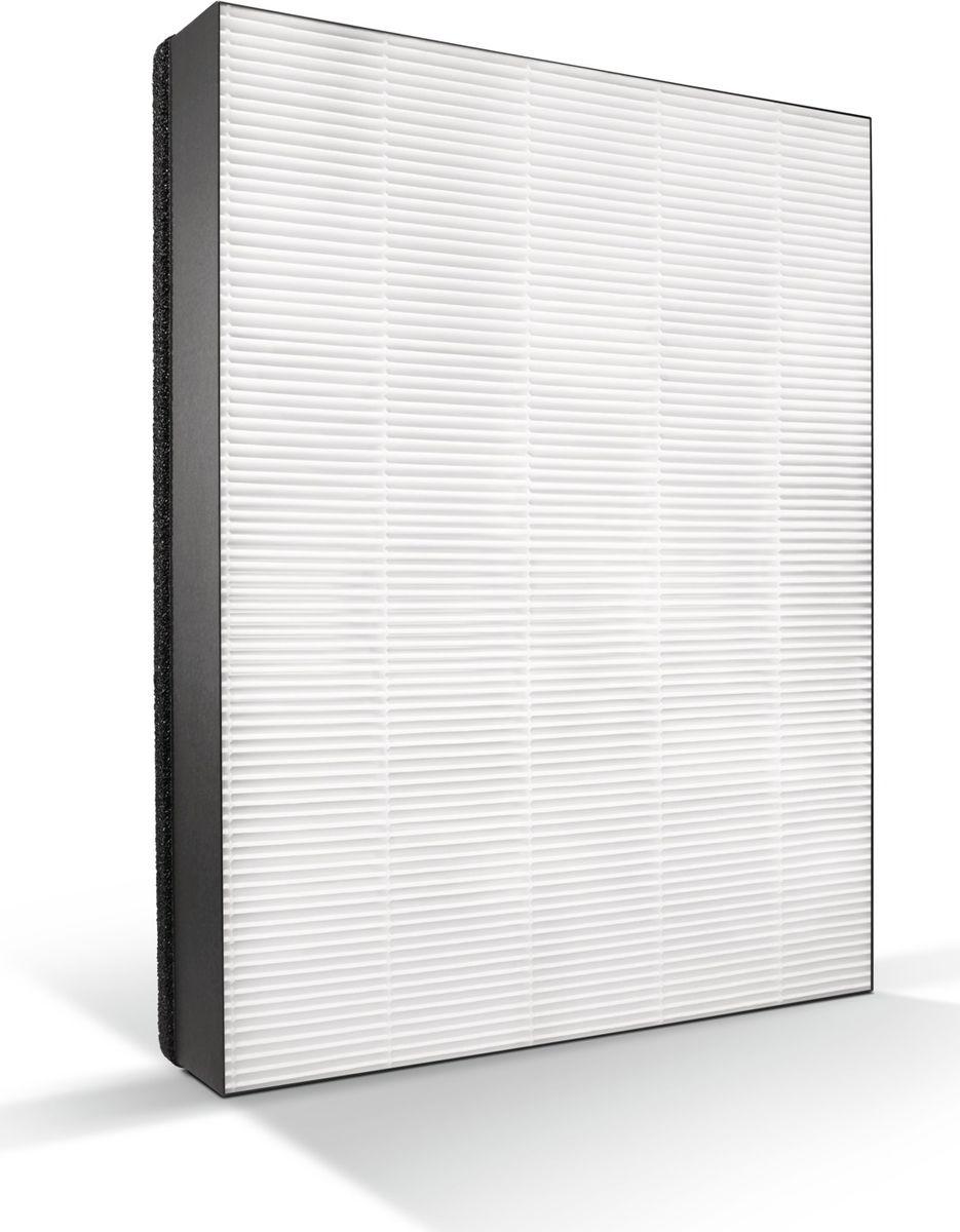 Philips FY2422/30 фильтр для очистителя воздухаFY2422/30Позаботьтесь о том, чем вы дышите. Фильтр с защитой на наноуровне. Гарантия очищения на 99,97 %. Фильтр NanoProtect S3 от Philips изготовлен из высококачественных материалов. Он удерживает до 99,97 % частиц размером 0,3 мкм — размер самых распространенных аллергенов, содержащихся в воздухе, вредных частиц, вирусов и бактерий. Высококлассный прочный фильтр с устойчивой структурой обеспечивает качественную очистку воздуха.