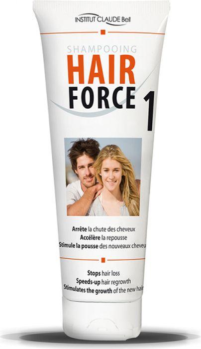 Hair Force One Шампунь против выпадения волос, 250 млS250HFСредства Hair Force One - это косметические средства против выпадения волос. Изготовлены во Франции. Не являются лекарственными средствами и не содержат гормонов. Комплексное применение средств Hair Force One позволяет сократить выпадение волос, ускорить рост волос, увеличить объем волос, уменьшить себорею.