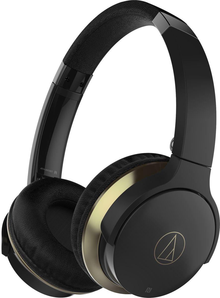 Audio-Technica ATH-AR3BT, Black наушники