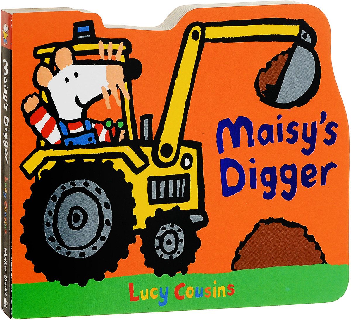 Maisy's Digger maisy s farm sticker book