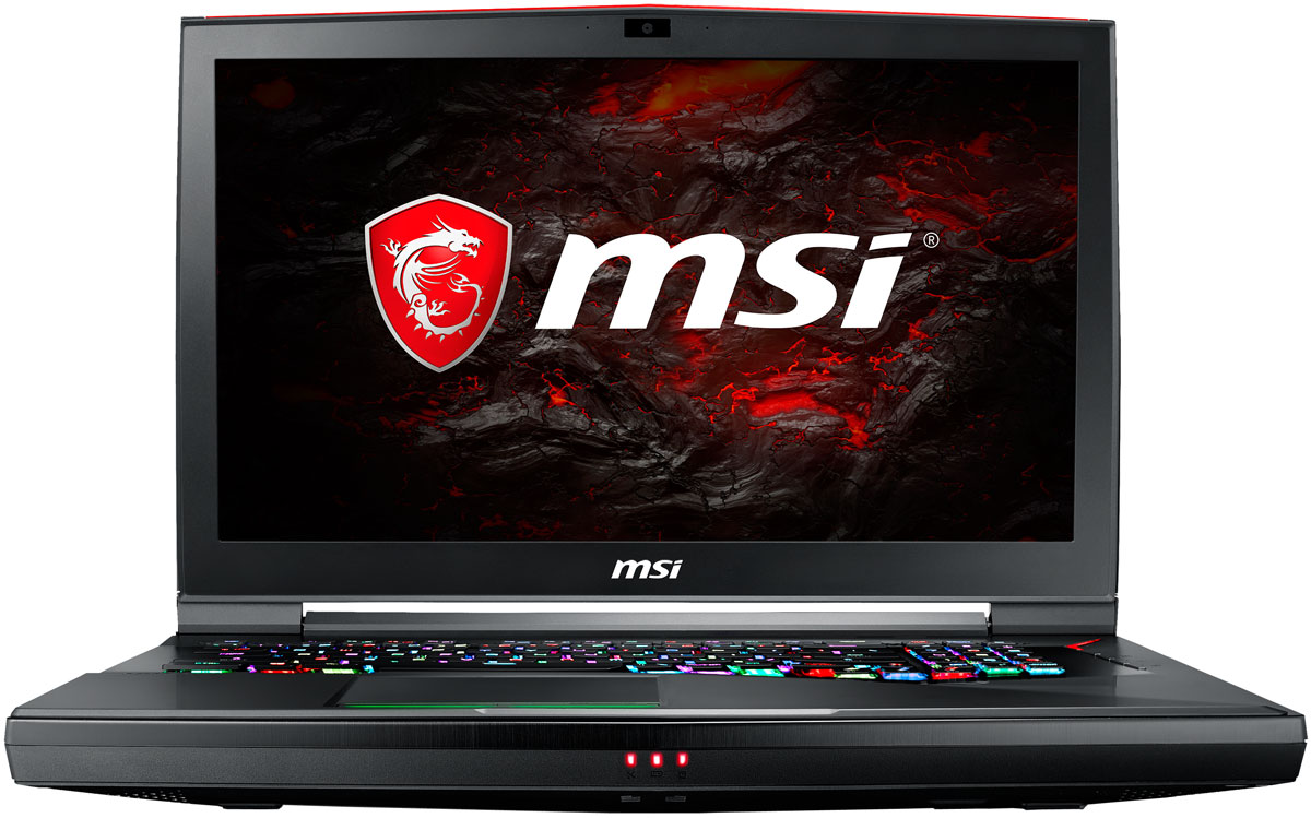 MSI GT75VR 7RE-054RU Titan, Black - Ноутбуки