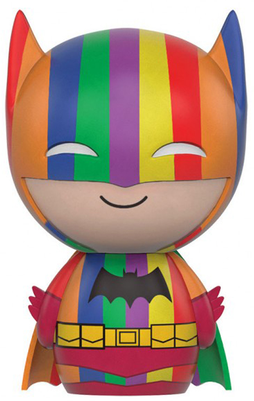 Funko Dorbz Фигурка DC Comics: Rainbow Suit Batman