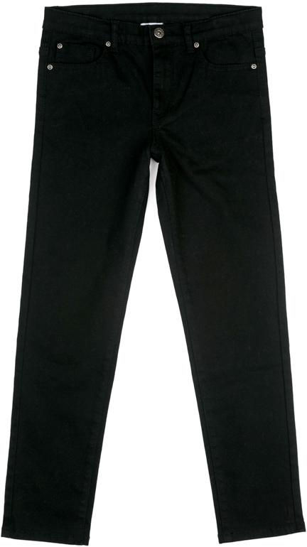 Джинсы для мальчика Scool, цвет: черный. 373058. Размер 146373058Классические джинсы Scool выполнены из эластичного хлопка. Пятикарманная модель. Пояс со шлевками, при необходимости можно использовать ремень. Брюки выполнены из хлопка с Peach эффектом.