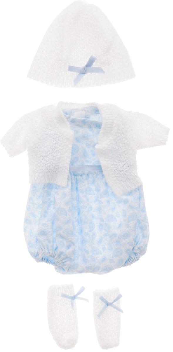 Vestida de Azul Комплект одежды для пупса Томи C-2357 куклы и одежда для кукол vestida de azul оливия в розовом костюме 30 см