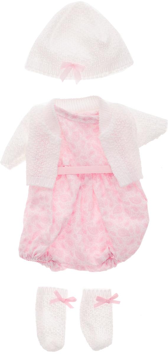 Vestida de Azul Комплект одежды для пупса Оливии C-2028 куклы и одежда для кукол vestida de azul оливия в розовом костюме 30 см