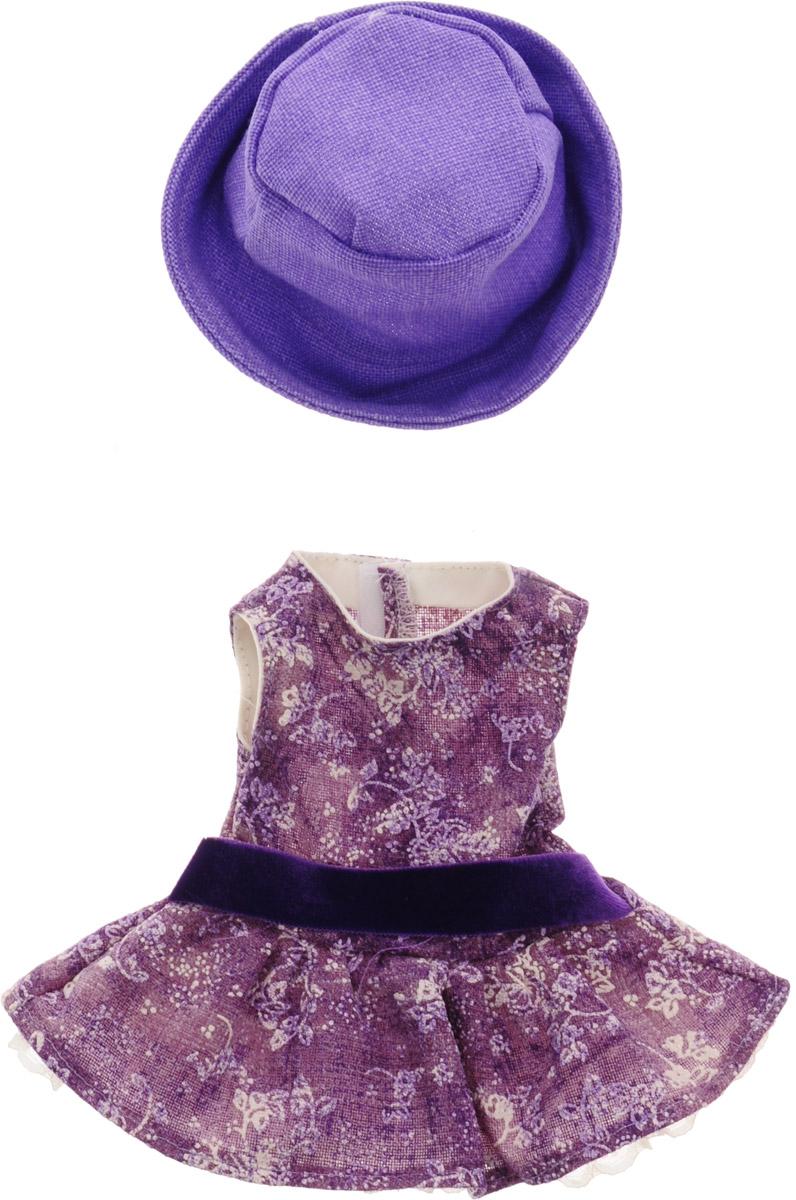 Vestida de Azul Комплект одежды для куклы Паулины Лето Париж vestida de azul кукла карлотта лето морской стиль
