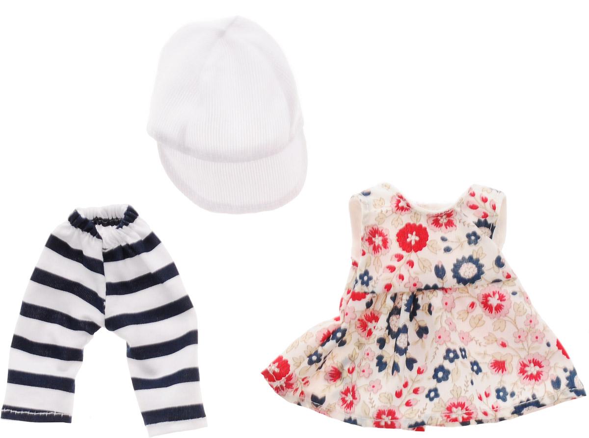 Vestida de Azul Комплект одежды для куклы Карлотты Лето Морской стиль CAR-C2714 vestida de azul кукла карлотта лето морской стиль