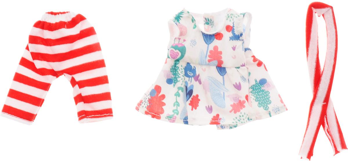 Vestida de Azul Комплект одежды для куклы Карлотты Лето Морской стиль CAR-C2715 куклы и одежда для кукол vestida de azul оливия в розовом костюме 30 см
