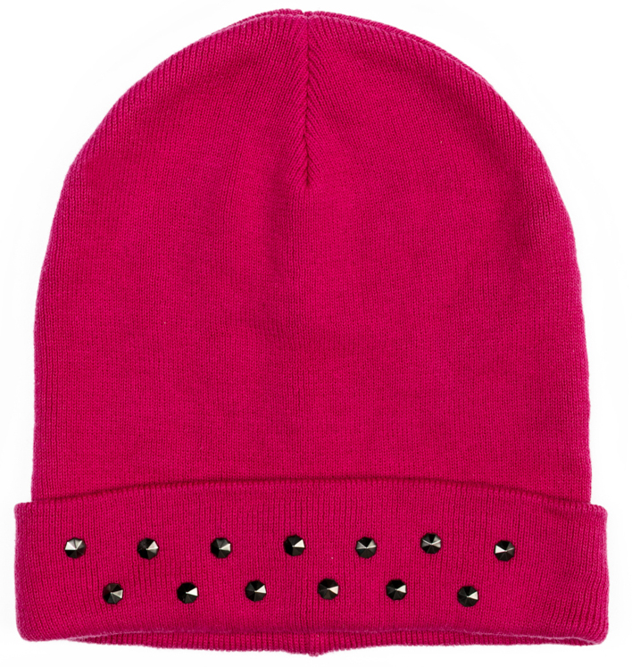 Шапка для девочки Scool, цвет: розовый. 374029. Размер 56374029Двуслойная шапка Scool из мягкого трикотажа - отличное решение для холодной погоды. Модель без завязок, плотно прилегает к голове, комфортна при носке. В качестве декора использована россыпь из страз.