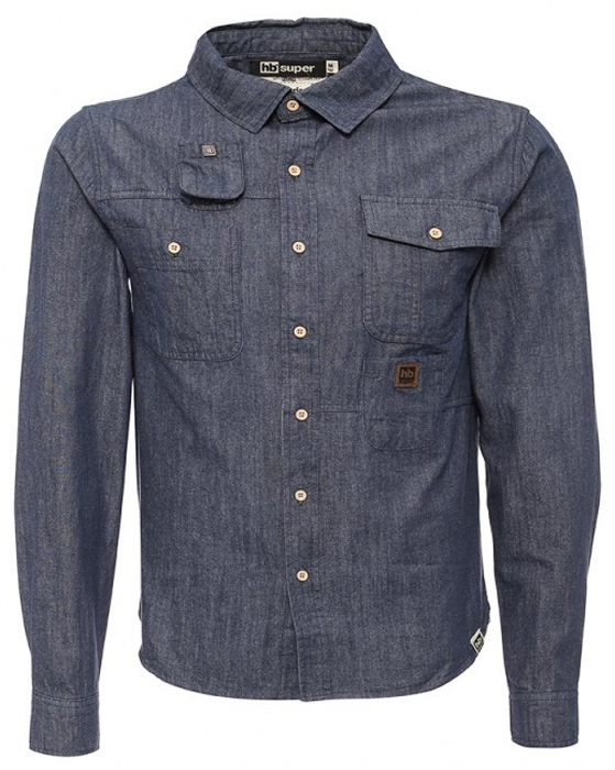 Рубашка мужская Hoodiebuddie Flint/Mic, со встроенными наушниками и гарнитурой, цвет: синий. DT12630NVYB9999A. Размер S (46)DT12630NVYB9999AМужская рубашка Hoodiebuddie Flint/Mic - рубашка со встроенными наушниками supersound и гарнитурой. Модель прямого кроя с отложным воротничком выполнена из натурального хлопка и застегивается на пуговицы. Спереди изделие дополнено двумя накладными карманами с клапанами на пуговицах и небольшим накладным кармашком. Наушники созданы по запатентованной технологии hb3, которая позволяет стирать наушники в стиральной машине вместе с одеждой! Компоненты технологии разработаны в Калифорнии и производятся по строгим требованиям. Качество наушников обеспечивает живое динамическое звучание. Разъем 3,5 мм, расположенный в дополнительном переднем кармане, можно подключить к плееру, iphone, ipad, компьютеру или другому совместимому устройству. Технические характеристики наушников:- чувствительность: 1 кГц, 103 дБ;- сопротивление: 32 Ом;- частотный диапазон: 20 Гц - 20 кГц.Использование гарнитуры при звонке: ответить на звонок/завершить звонок - 1 нажатие; для отклонения вызова - удерживать кнопку до появления сигнала.Использование гарнитуры при прослушивании музыки, просмотре видео: играть/пауза/возобновить прослушивание (просмотр) - 1 нажатие; следующий - 2 нажатия; быстрая перемотка - 2 нажатия + удерживание; предыдущий - 3 быстрых нажатия; перемотка - 3 нажатия + удержание.