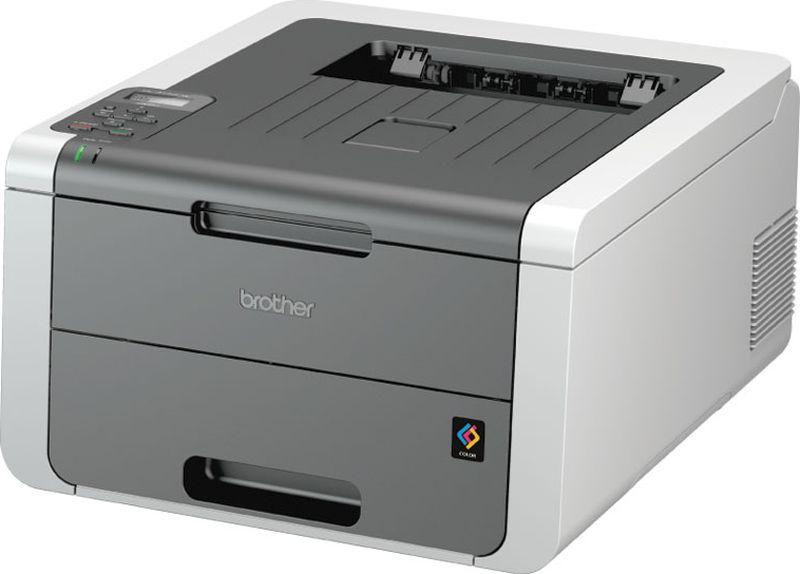 Brother HL-3140CW принтер лазерный brother hl l5200dw принтер лазерный