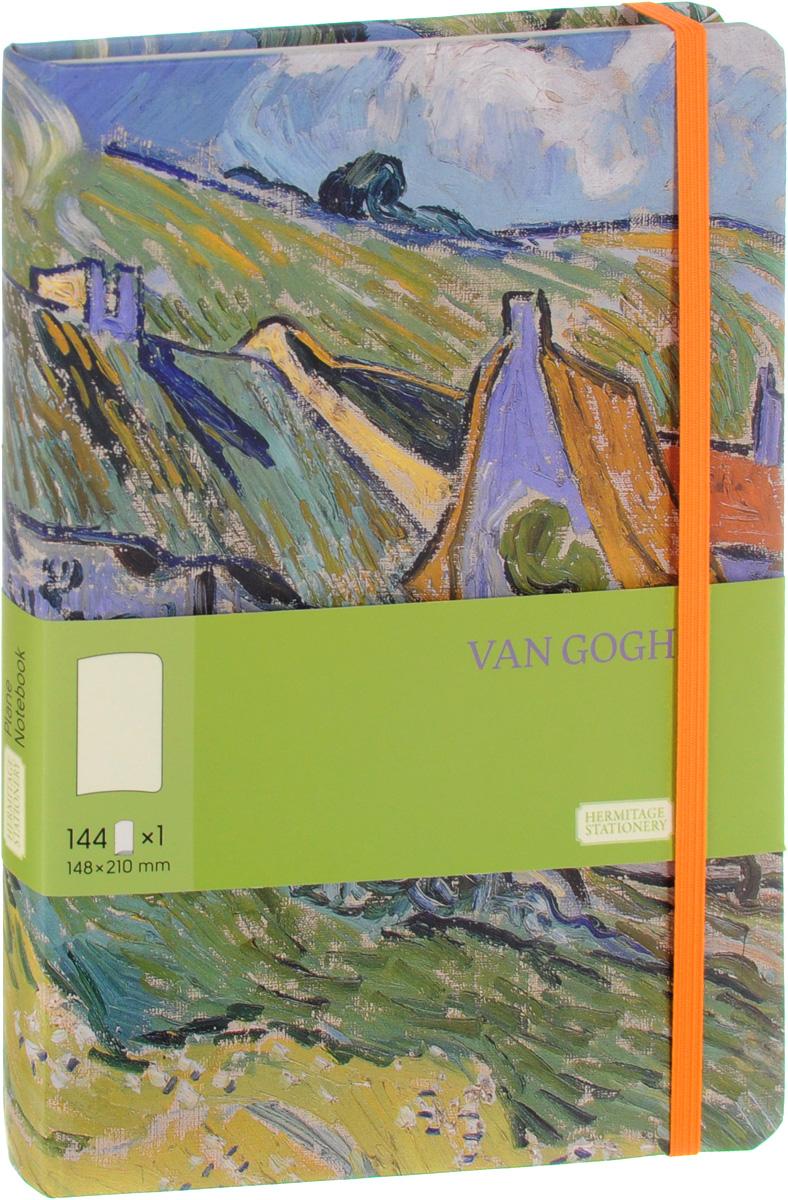 Ван Гог. Блокнот блокнот в пластиковой обложке ван гог цветущие ветки миндаля формат малый 64 страницы арте