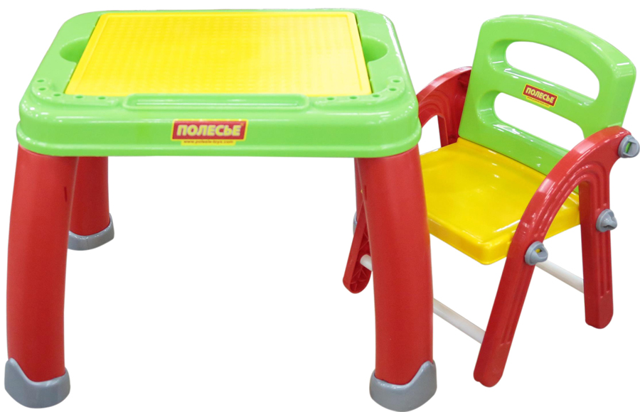 Полесье Детская мебель Набор дошкольника №2 детская мебель орел