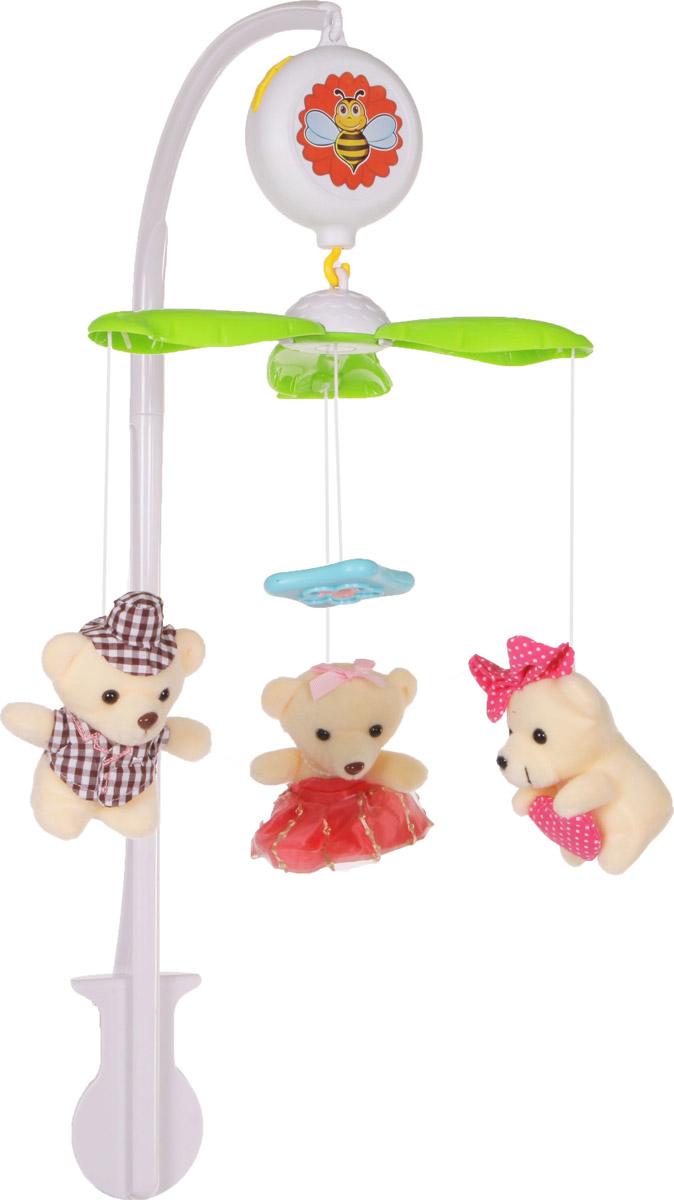 Yako Музыкальный мобиль Мишки - Игрушки для малышей