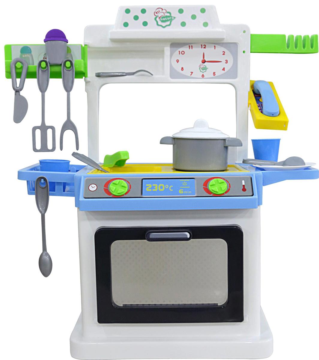 Полесье Игровой набор Natali №4 кухонные девайсы patricia набор 6пр зеленый миска 2 шт поильник крышка ложка вилка