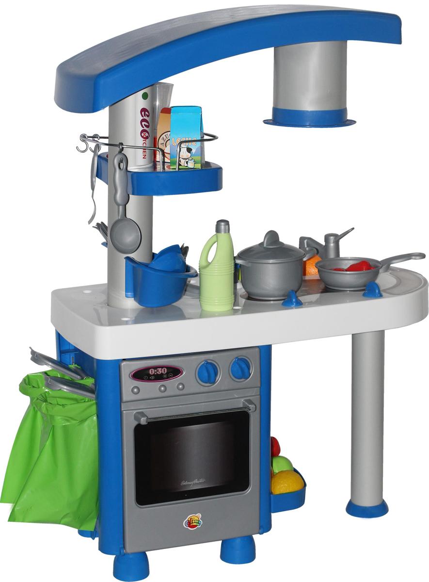 Полесье Игровой набор Кухня ECO 52339 полесье набор для песочницы 406