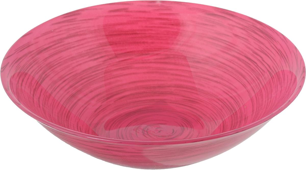 Салатник Luminarc Stonemania, цвет: розовый, диаметр 16,5 см15C1827Салатник Luminarc Stonemania подчеркнет прекрасный вкус хозяйки и станет отличным подарком. Можно мыть в посудомоечной машине и использовать в СВЧ. Диаметр салатника (по верхнему краю): 16,5 см. Высота стенки салатника: 5 см.