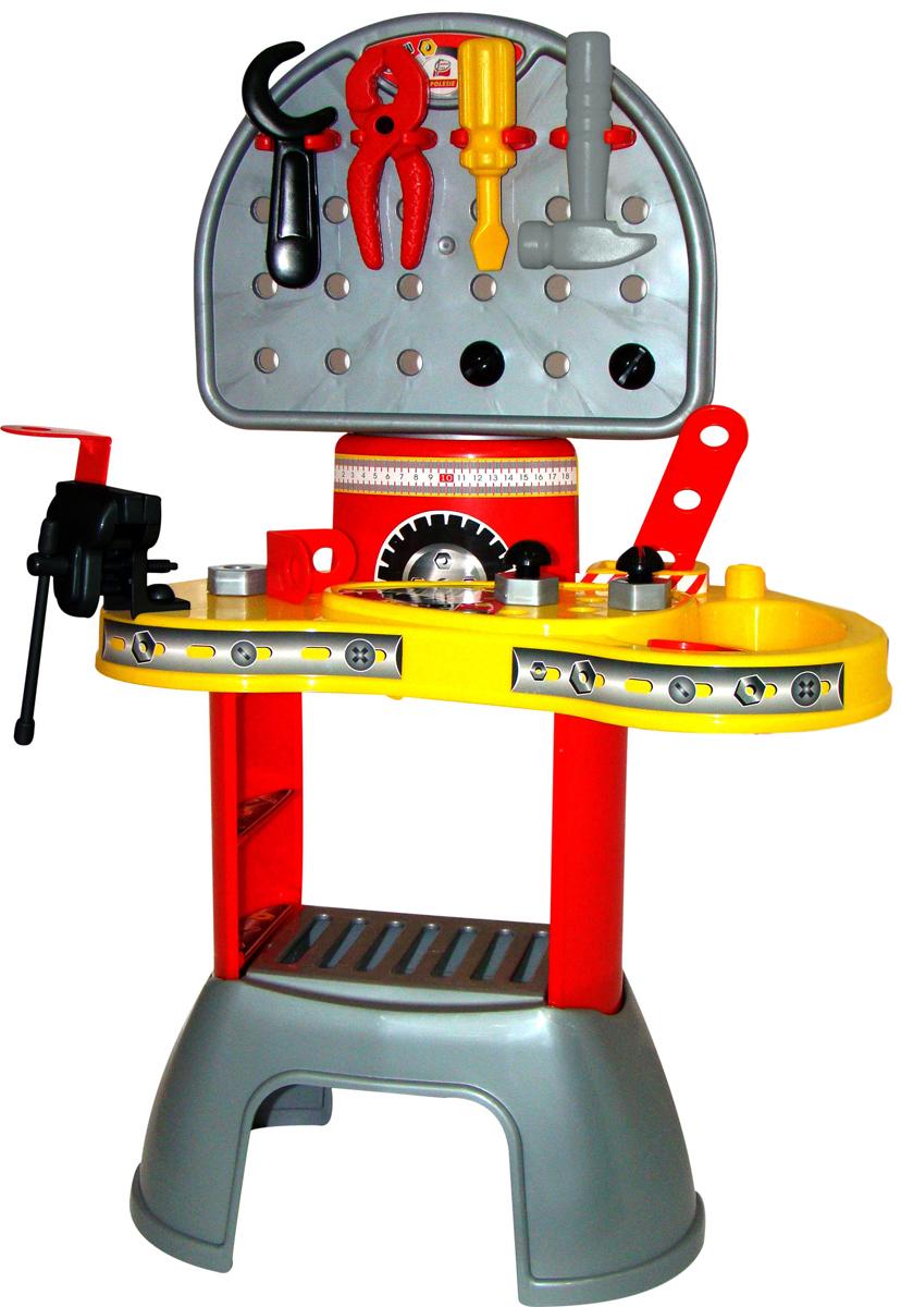 Полесье Игровой набор Механик-мега мега блокс для малышей