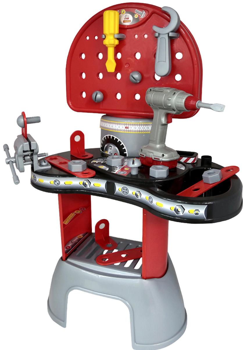 Полесье Игровой набор Механик-макси мастерская игрушечная полесье полесье набор инструментов механик
