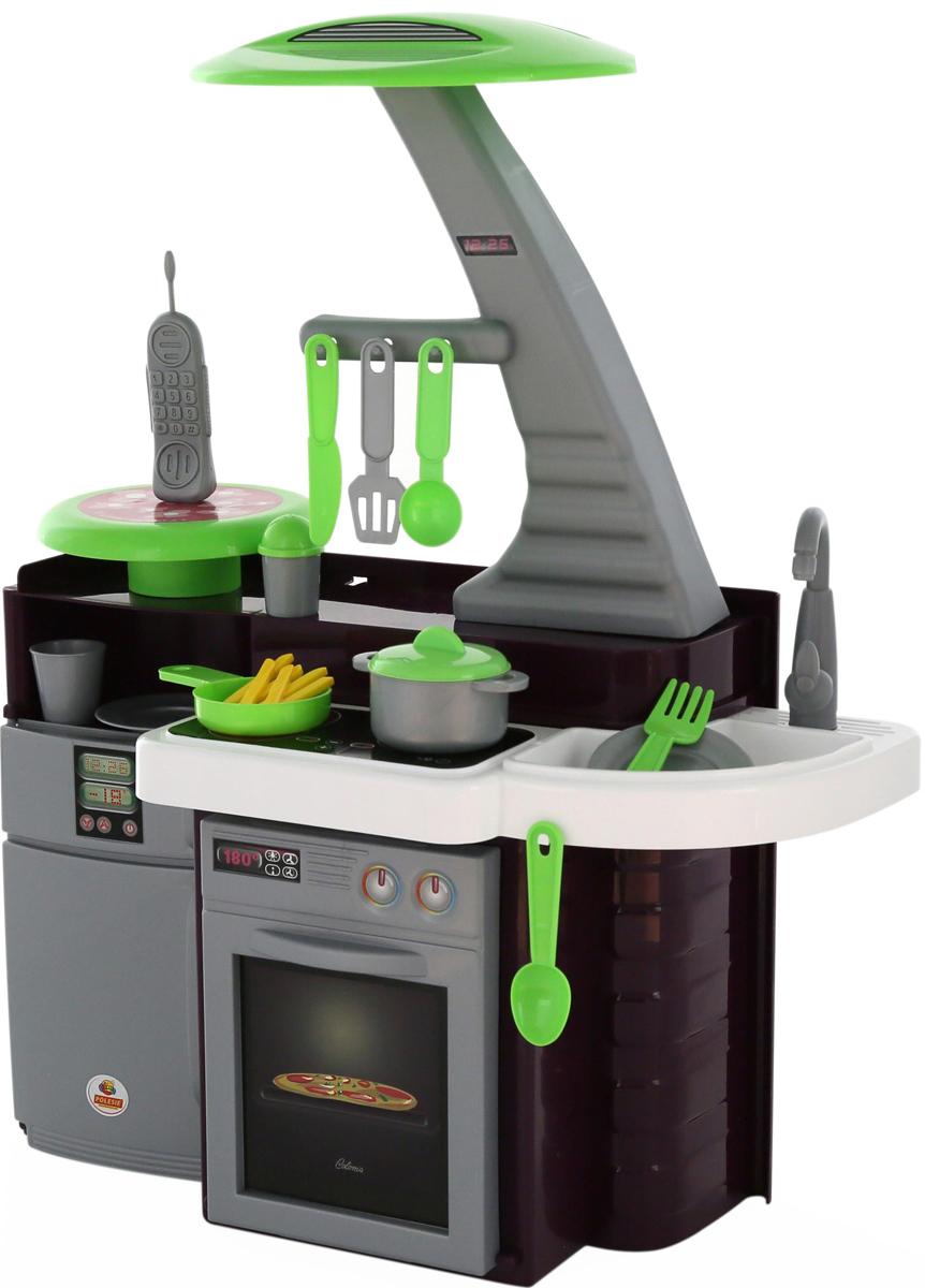 Полесье Игрушечная кухня Laura с варочной панелью 49896