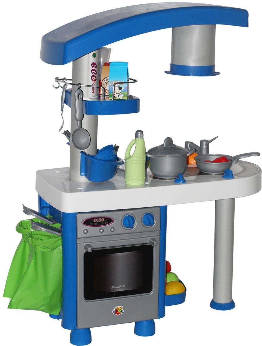Полесье Игровой набор Кухня ECO 56290 спортивные игровые наборы hudora спортивный игровой набор