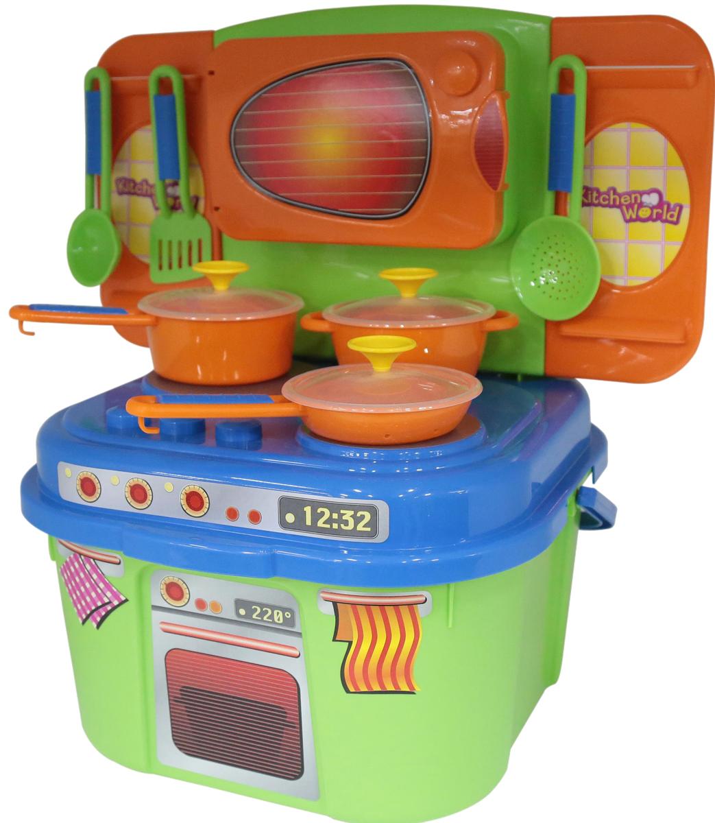 Полесье Игровой набор Мини-кухня полесье полесье игровой набор садовый
