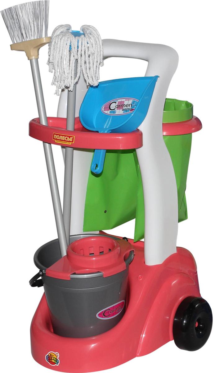 Полесье Игровой набор Помощница 53602 ролевые игры игруша игровой набор продукты 10 предметов