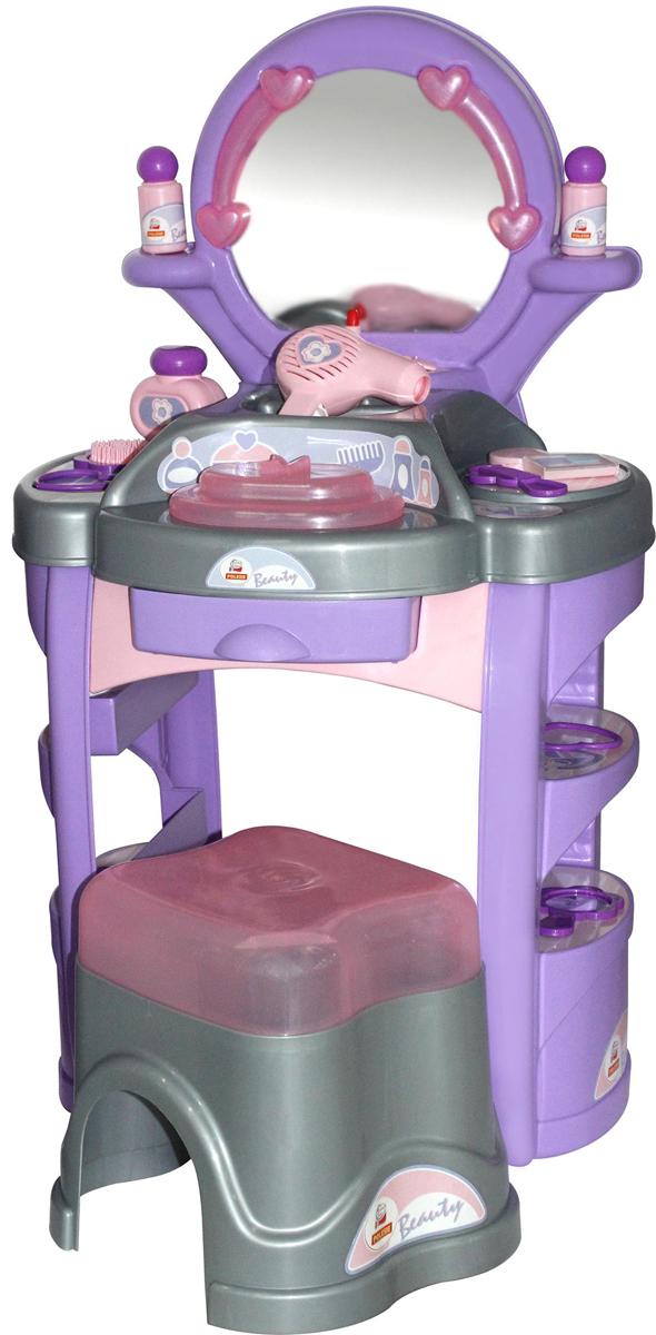 Полесье Игровой набор Салон красоты Диана №4 туалетный столик полесье салон красоты диана 4 43146 pls