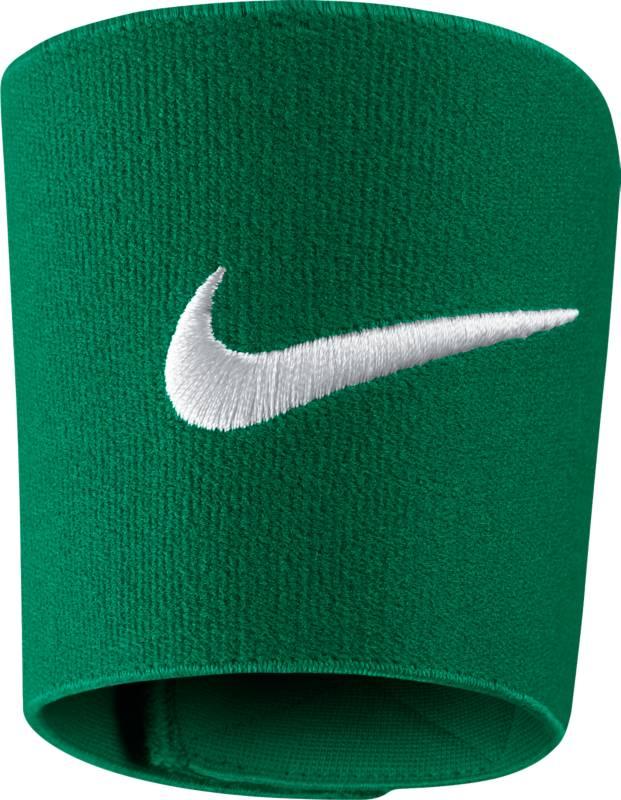 Фиксатор для щитков Nike Guard II, цвет: зеленыйSE0047-301Фиксатор для щитков Nike Guard II надежно удерживает их на голени, позволяя сосредоточиться на игре от первого до последнего момента. Быстрое переодевание благодаря ремешку с застежкой-липучкой. Эластичная конструкция для дополнительной поддержки. Надеваются поверх щитков или под ними для дополнительной защиты. Большой логотип Nike в верхней части.
