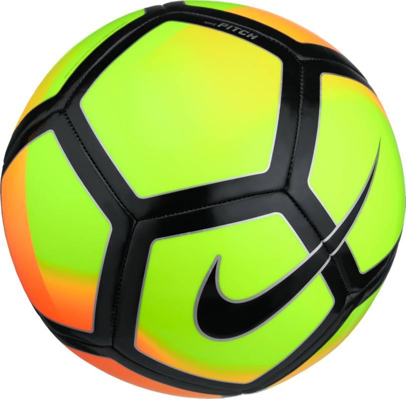 Мяч футбольный Nike Pitch Football, цвет: зеленый, размер 5 nike мяч футбольный nike pitch fa cup