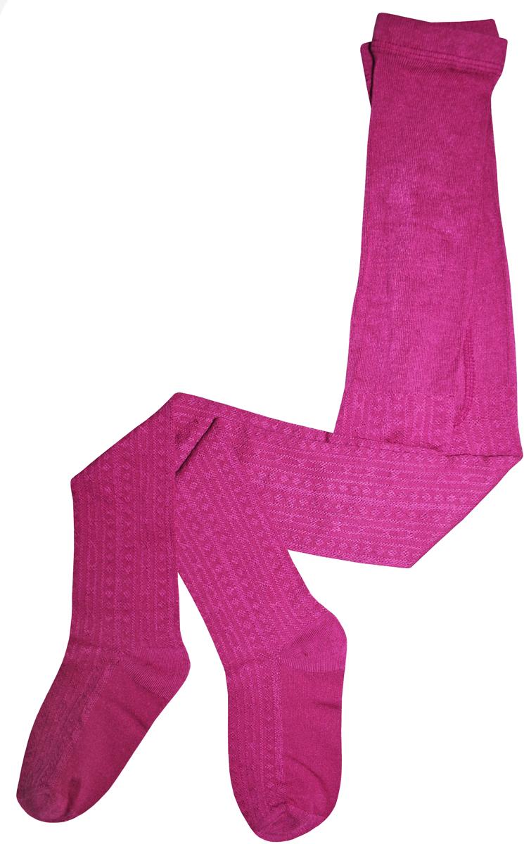 Колготки для девочки Master Socks, цвет: фуксия. 81606. Размер 110/11681606Удобные колготки для девочки Master Socks станут ярким дополнением к детскому гардеробу. Высококачественный бамбук дарит ощущения мягкости и комфорта. Благодаря пористой структуре волокна, изделие обладает хорошей воздухопроницаемостью, отлично впитывает влагу, не прилипает к коже и быстро сохнет. Колготки хорошо стираются, длительное время сохраняют привлекательный внешний вид.Колготки с плоскими эластичными швами имеют на талии широкую резинку. Усиленные пятка и мысок изделия обеспечивают надежность и долговечность при носке.В таких колготках маленькая принцесса будет чувствовать себя уютно и комфортно и всегда будет в центре внимания!