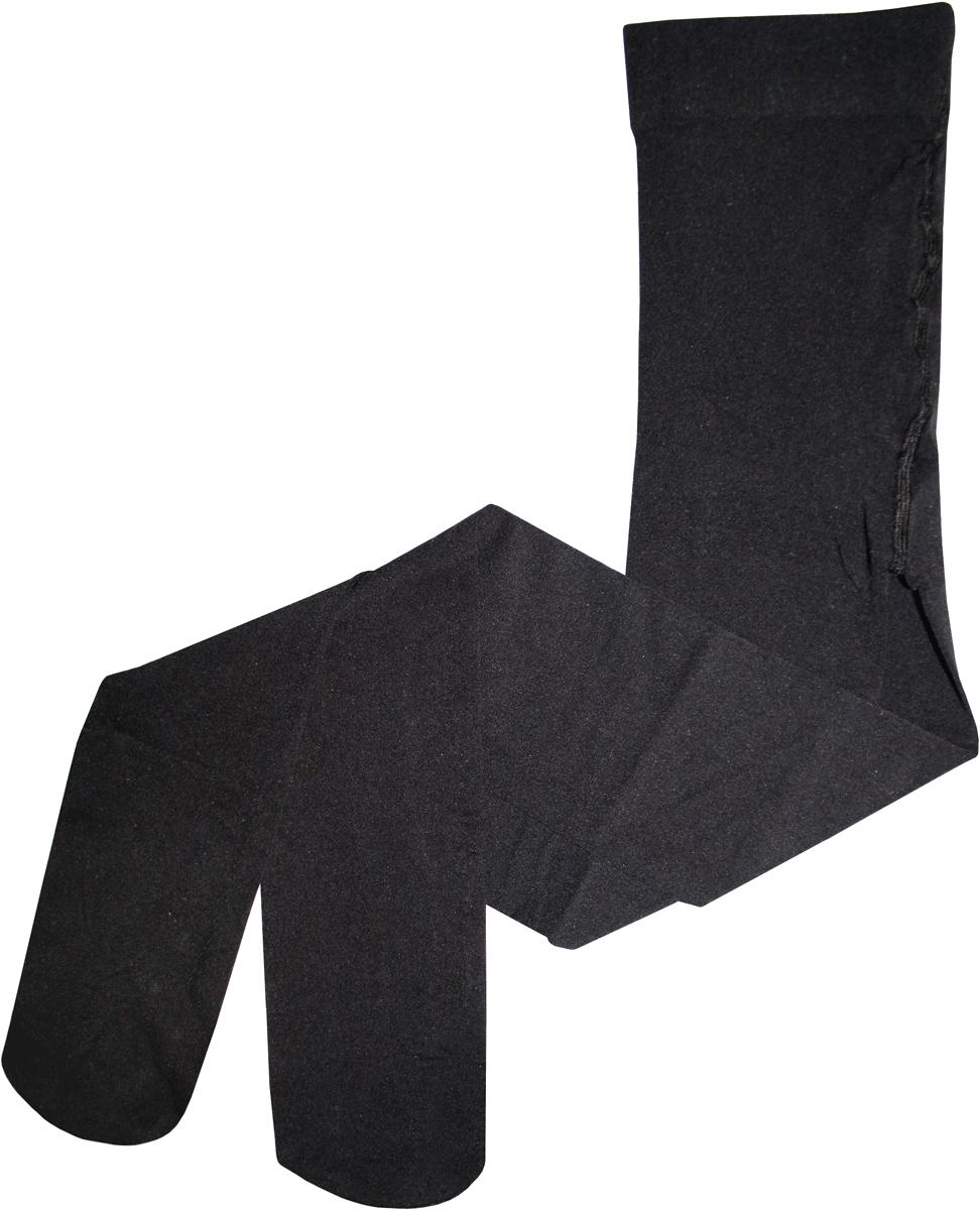 Колготки для девочки Master Socks, цвет: черный. 81430. Размер 146/15281430Удобные матовые капроновые колготки для девочки Master Socks из микрофибры - нежные, мягкие, бархатистые. Колготки хорошо стираются, длительное время сохраняют привлекательный внешний вид.Колготки с плоскими эластичными швами имеют на талии широкую резинку. Усиленные пятка и мысок изделия обеспечивают надежность и долговечность при носке.В таких колготках маленькая принцесса будет чувствовать себя уютно и комфортно и всегда будет в центре внимания!