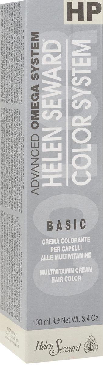 Helen Seward HP Color Пепельные оттенки Пепельный коричневый, 100 млC41Перманентная крем-краска — инновационная трехвалентная формула с мультивитаминами В5 и С для стойкого окрашивания, обеспечивает покрытие седины, блеск и мягкость волос.