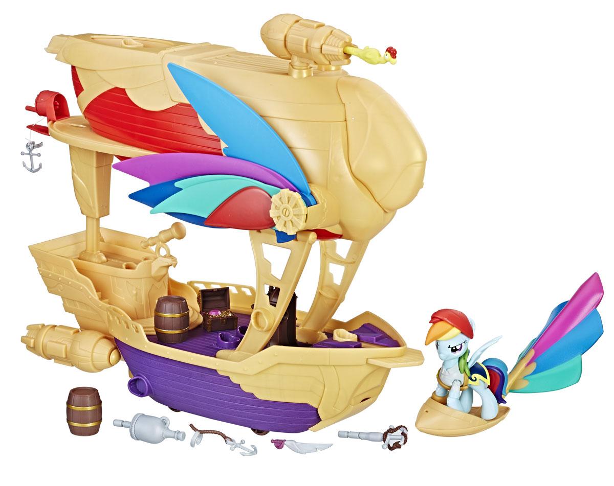 My Little Pony Игровой набор Хранители гармонии Rainbow Dash C1059 my little pony игровой набор design a pony rainbow dash