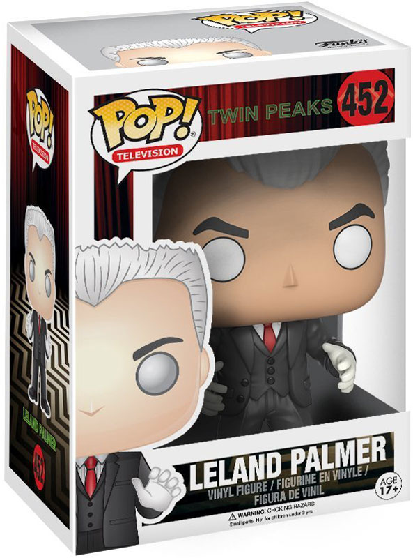 Funko POP! VinylФигурка Twin Peaks:  Leland Palmer Funko