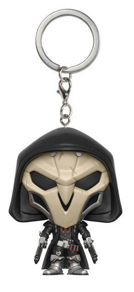 Funko Pocket POP! Брелок для ключей Overwatch: Reaper