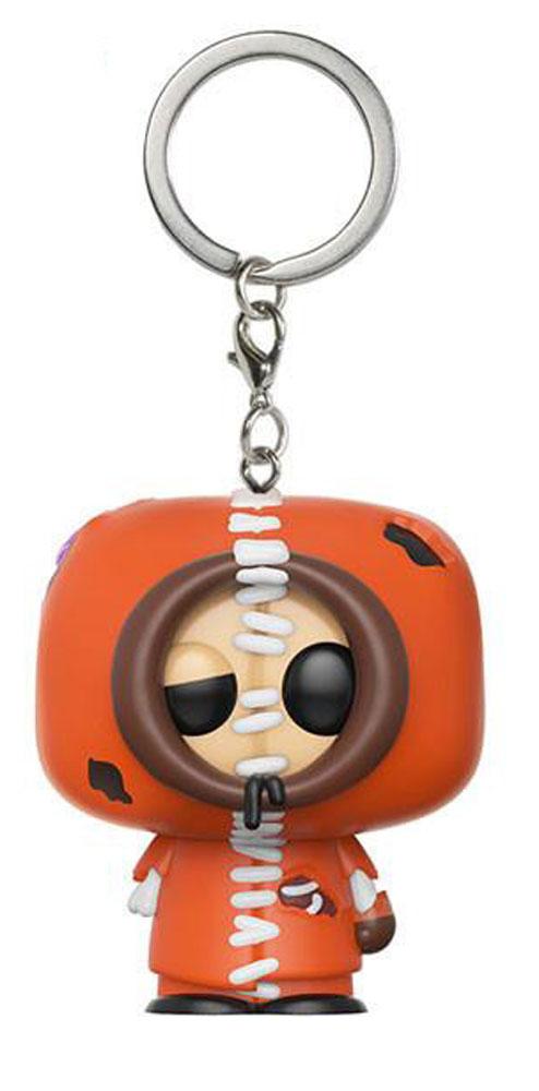 Funko Pocket POP! Брелок для ключей South Park: Zombie Kenny